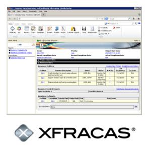ReliaSoft XFRACAS