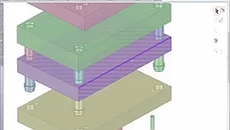 overview-video-ansys-spaceclaim-injection-mould-manufacturing