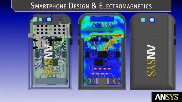 Developing Robust Electronics Systems with ANSYS