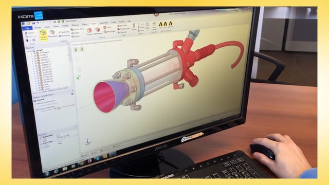 Faster Time to Analysis with ANSYS SpaceClaim Direct Modeler