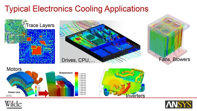 Thermal Management of Electronic and Electro-Mechanical Products