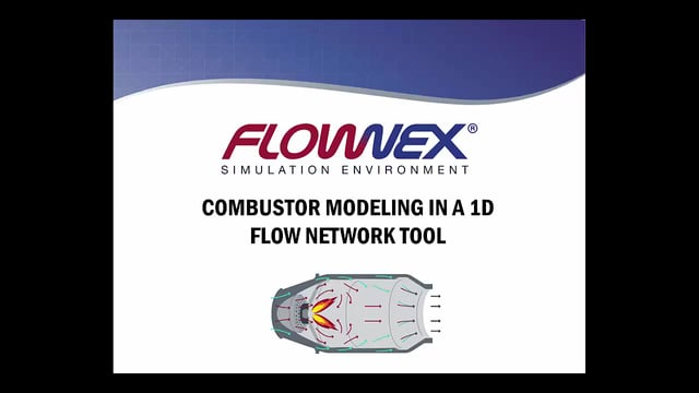 tile-flownex-1D-combustion-network