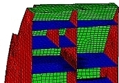 case_study-fea_dynamic_airbus_composite_honeycomb_analysis