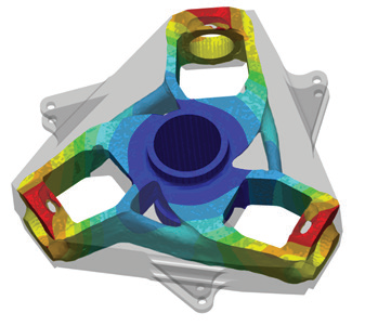 ansys-additive-manufacturing-topology-optimiser