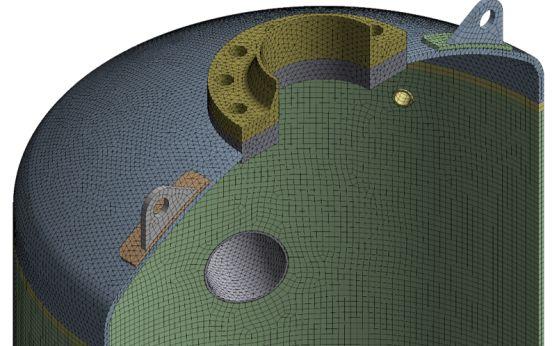 Design by Analysis - Wilde Analysis Ltd : Engineering simulation