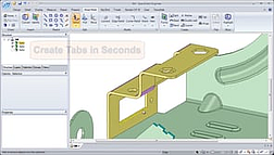overview-video-ansys-spaceclaim-sheet-metal-drawing-fabrication