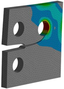 ANSYS Inc Mechanical-SMART-Fracture
