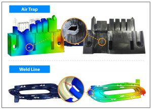 Webinar: Eliminating Weld Lines and Air Traps Using Simulation