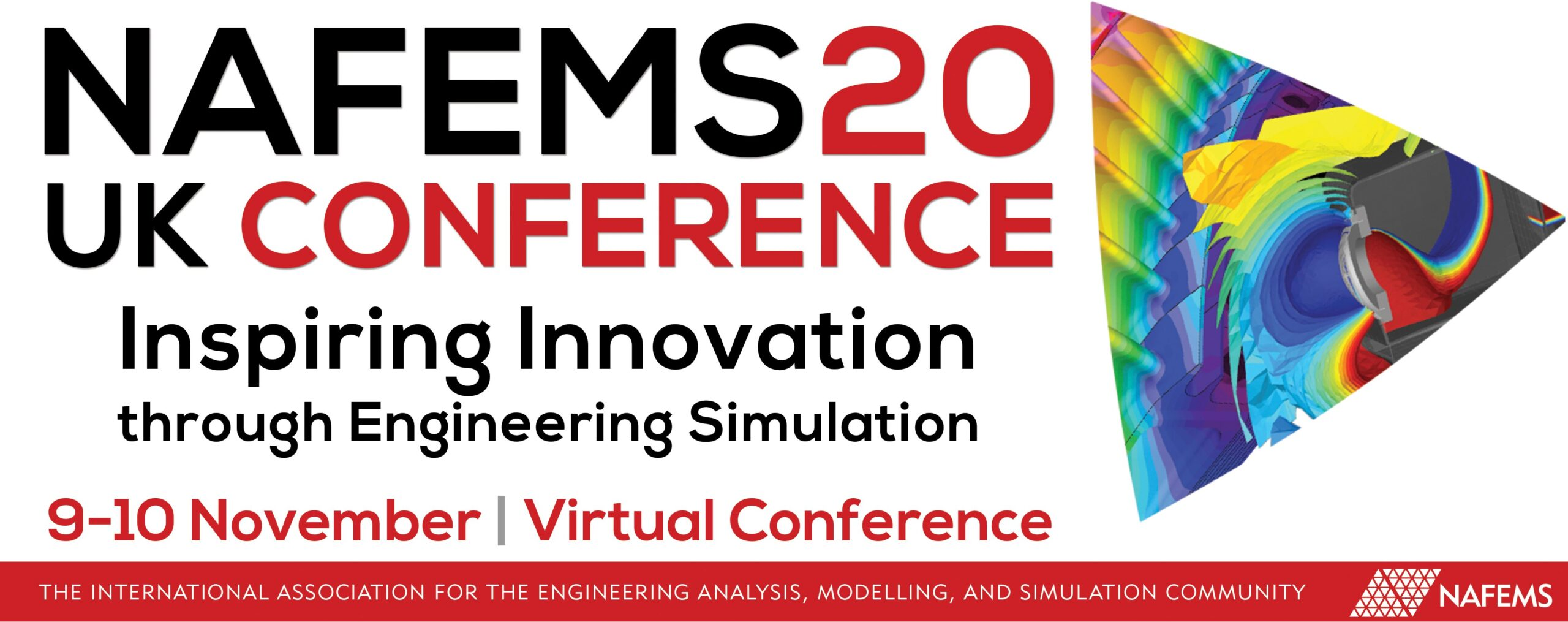 NAFEMS UK Virtual Conference 2020: Learn about Leading Engineering Simulation and Risk Management Solutions