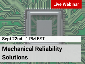 Mechanical Reliability Solutions   22nd Sept